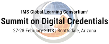 IMS Global Summit on Digital Credentials